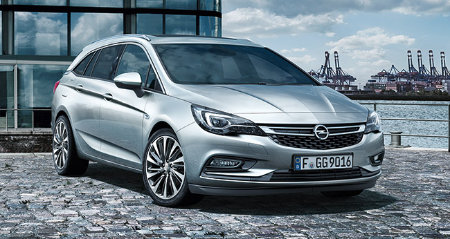 Astra Sports Tourer Direct Injection Turbo